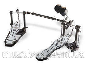 Mapex P500TW двойная педаль для бас-барабана