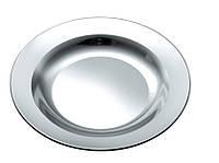EM1618 Тарелка нержавеющая круглая V 400 мл Ø 18 см
