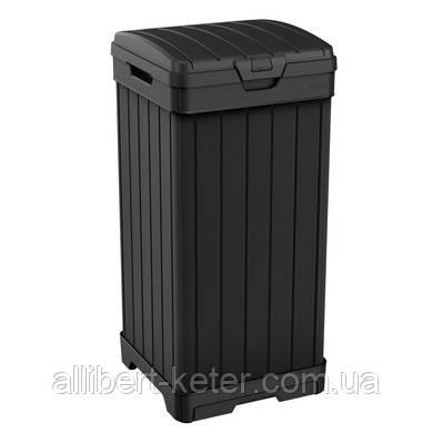 Контейнер для сміття BALTIMORE WASTE BIN 125L  (Curver), фото 1