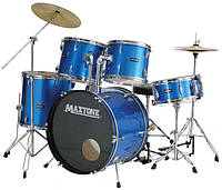 Maxtone MXC110 BK ударная установка из 5-ти барабанов