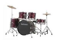 Maxtone MXC110 WR ударная установка из 5-ти барабанов