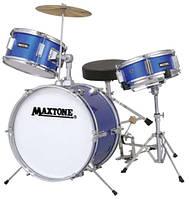 Maxtone MXC307 RD ударная мини- установка из 3-х барабанов