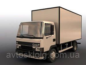 Скло лобове, бічні для DAF 45/55/600/800 (Вантажівка) (1984-2003)
