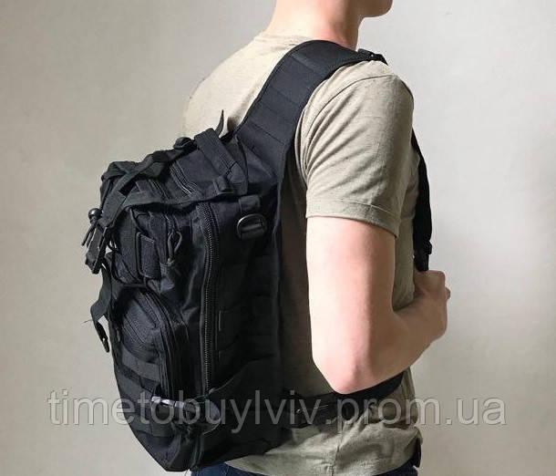 Тактический Штурмовой Военный Рюкзак Oxford 600D