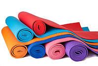 Йогамат, килимок для фітнесу, фото 1