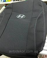 Чехлы фирмы Ника для Hyundai Getz 2002-