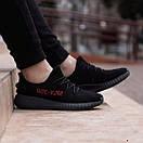 Adidas Yeezy Boost 350 Black , фото 3