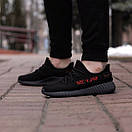 Adidas Yeezy Boost 350 Black , фото 4