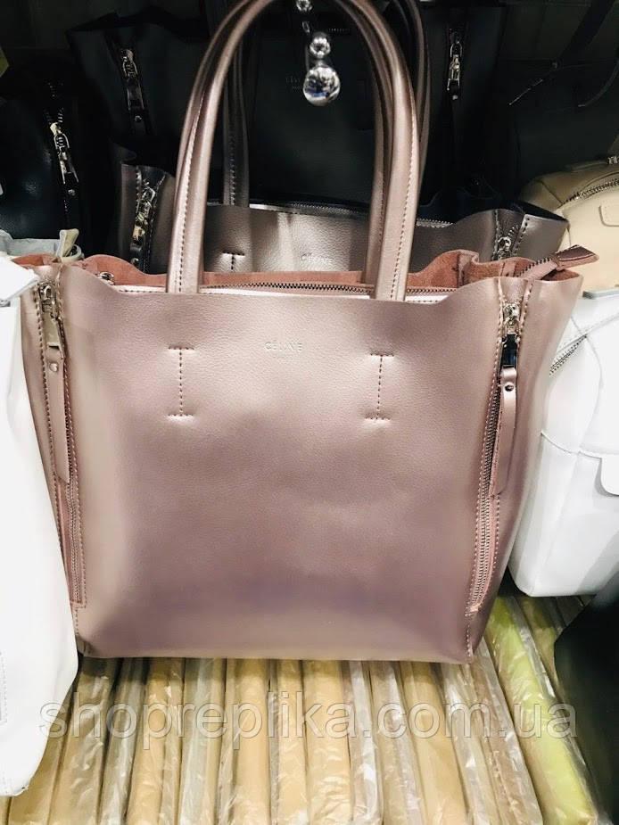 02981f976773 Кожаная сумка , сумки в розовом цвете вибирай для себе зараз! Модно і  практично.