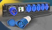 Park Audio PD116 блок розеток, для 5-ти приборов
