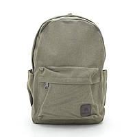 Рюкзак городской зеленый