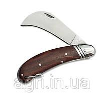 Нож садовый SIERPOWY складной (окулировочный)