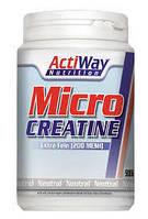 Креатин ActiWay Micro Creatine 500г