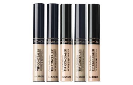 The Saem Cover Perfection Tip Concealer Идеальный консилер