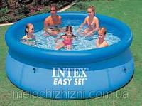 Надувной Бассейн Intex Easy Set 28130 (56420) (366х76 см СКЛАД