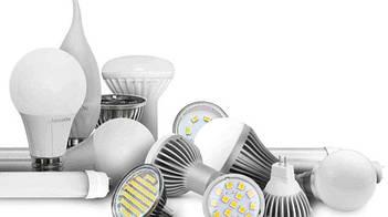 Светодиодные (LED) лампы и светодиодные (LED) лампы для точечных светильников