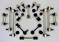 517949 Стойка стабилизатора  Опис CITROEN C-CROSSER 2008-  задняя правая Безшарнирная Усиленная
