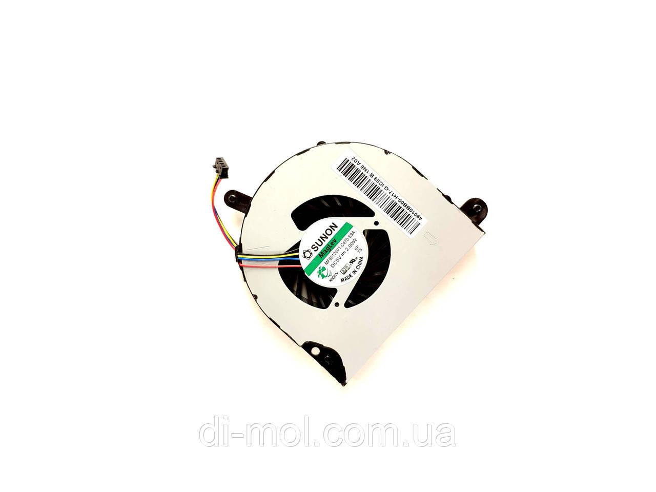 Вентилятор для ноутбука HP Probook 6560B, 6565B, 8560, 8560B, 8560W, 8560P series, 4-pin