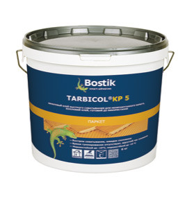 BOSTIK TARBICOL KP5 – БОСТІК ТАРБІКОЛ КП5 Вініловий клей швидкого схоплювання для необробленого паркету і пр