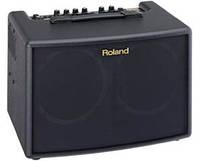 """Roland AC60 стереофонический комбоусилитель для акустической гитары, 30+30 Вт, 2х6,5"""""""