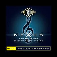 Rotosound NXE10 комплект струн для электрогитары 10-46