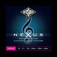 Rotosound NXE9 комплект струн для электрогитары 9-42