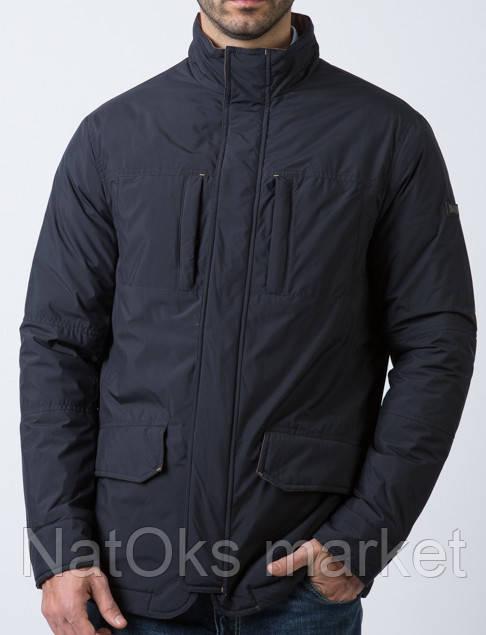 Куртка мужская (весна - осень) темно-синяя