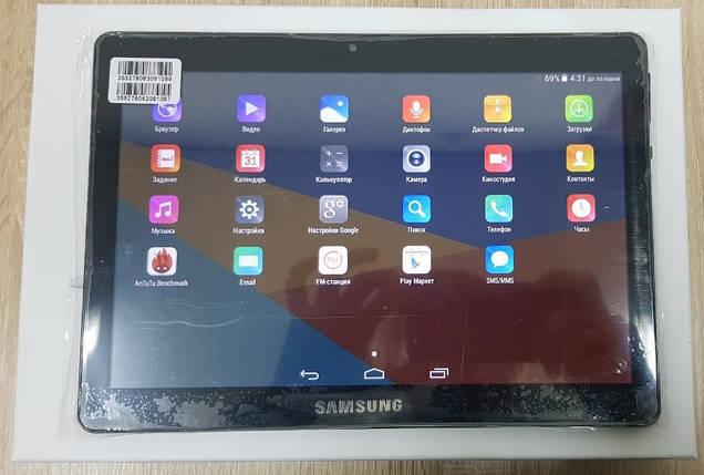 "Планшет Galaxy Tab 4 replica на 2Sim карты 10,1"" 8 Ядер, 4GB Ram, 32Gb ROM, Android 7.0 Черный, фото 2"