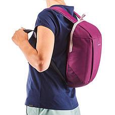 Рюкзак Quechua 10л Фуксия, фото 3