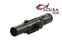 Прицел оптический Bushnell 1-4x24-E-BSH для использования на огнестрельном охотничьем и пневматическом оружии