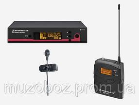 Sennheiser EW122G3 радиосистема UHF с петличным микрофоном