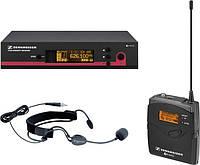 Sennheiser EW152G3 радиосистема UHF с головным микрофоном