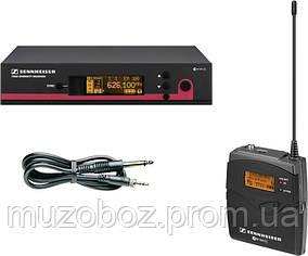 Sennheiser EW172G3 радиосистема UHF для гитары