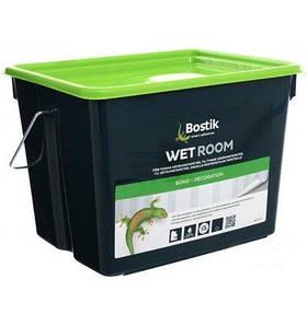 Клей для стеклохолста Bostik Wet Room 78, 15 л