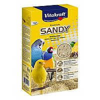 Песок для птиц Vitakraft «Sandy Mineralsand» 2 кг