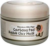 Маска для лица глиняно-пузырьковая  Elizavecca Face Care Milky Piggy Carbonated Bubble Clay Mask, фото 1