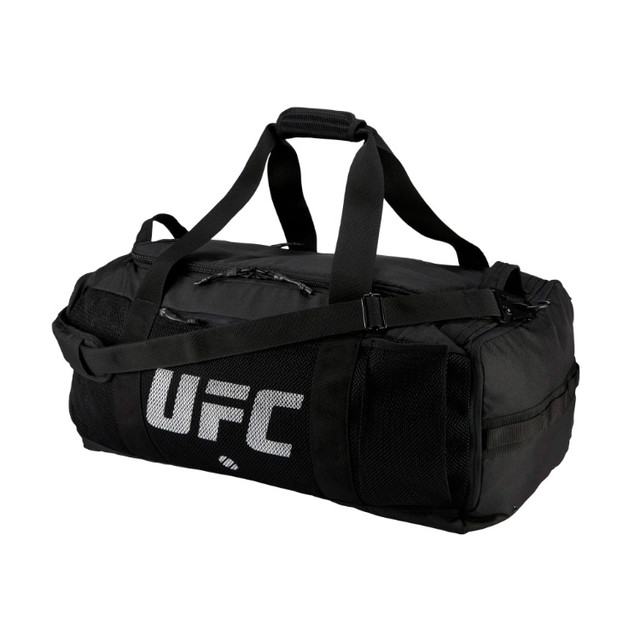 Сумка Reebok UFC GRIP BAG | вид спереди