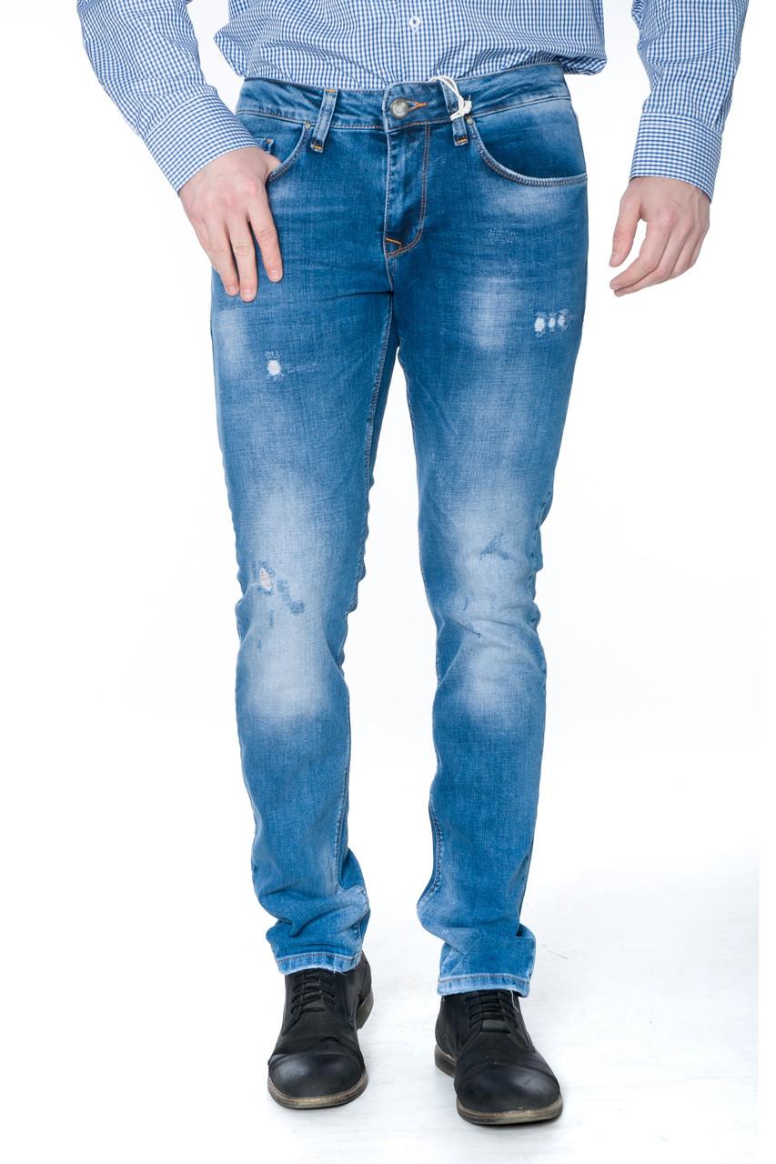 Джинсы Franco Benussi FB 19-413 BAR синие