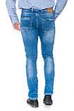 Джинсы Franco Benussi FB 19-413 BAR синие, фото 2
