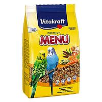 Корм для волнистых попугаев Vitakraft «Premium Menu» 500 г