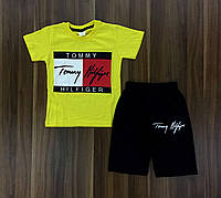 Костюм для мальчика, шорты футболка, фото 1