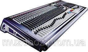 Soundcraft GB4 32 микшерный пульт, 32 моно + 2 стерео канала