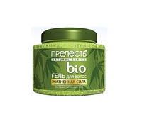 Прелесть Био - гель для укладання волосся з екстрактом зеленого чаю СФ 250 мл (4600104020827)