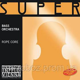 Thomastik Superflexible 42 комплект струн для контрабаса, среднее натяжение