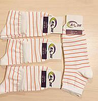 Носки женские демисезонные хлопок ТМ ELDIK размер (38-40)