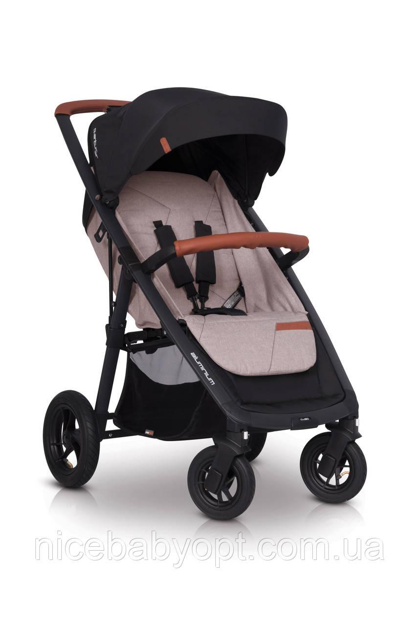 Детская прогулочная коляска EasyGo Quantum Air Sand