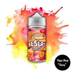 Desert 100 ml жидкость для электронных сигарет\вейпа. Apple, 6 мг\мл