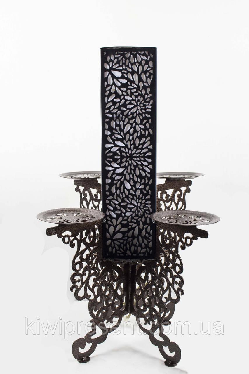 Светильник напольный с подставкой под цветы , СВ-1