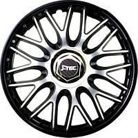 Колпаки на диски R-15 J-tec Orden black