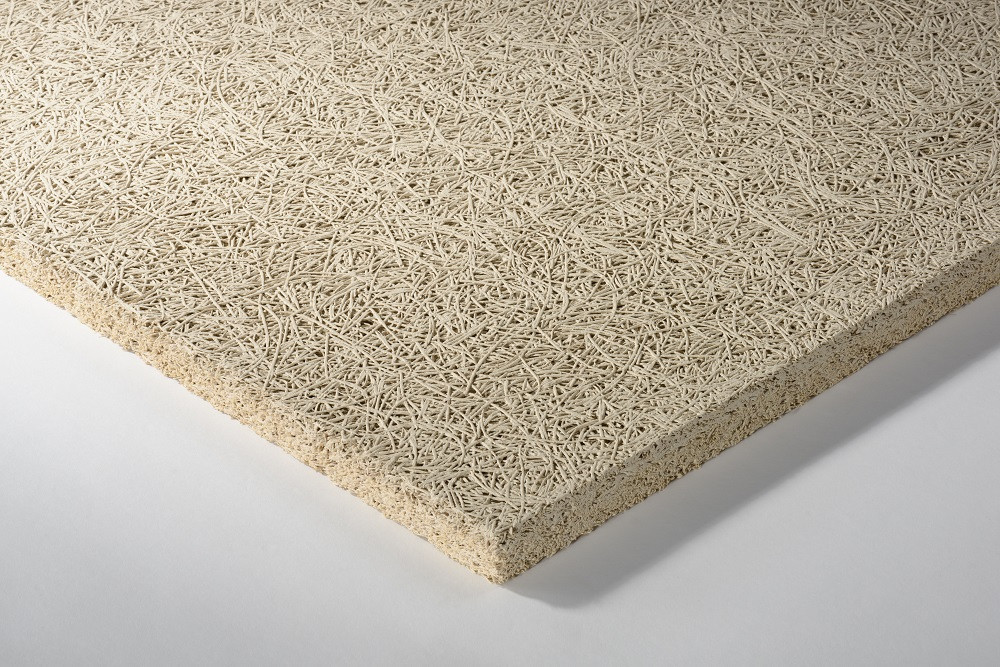 Акустическая панель Heradesign Superfine ширина волокна 1 мм 600х600х15 мм